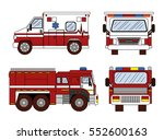 Ambulance. Transport  Rescue ...