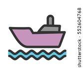 shipping | Shutterstock .eps vector #552604768