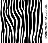 stripe animals jungle texture... | Shutterstock .eps vector #552613906