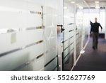 corporate office concept | Shutterstock . vector #552627769