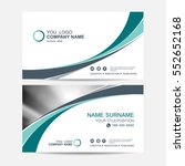 business card vector background | Shutterstock .eps vector #552652168