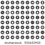 food icons | Shutterstock .eps vector #552652933