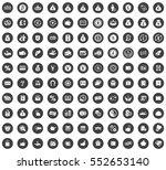 money icons | Shutterstock .eps vector #552653140