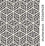 vector seamless pattern. modern ... | Shutterstock .eps vector #552669628
