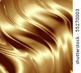 Golden Artistic Texture