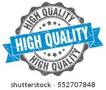 high quality. stamp. sticker.... | Shutterstock .eps vector #552707848