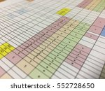 finance  financial analysis ... | Shutterstock . vector #552728650