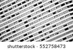architecture of window building ... | Shutterstock . vector #552758473