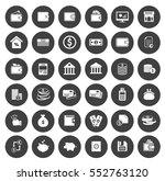 money icons | Shutterstock .eps vector #552763120