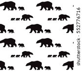 cute seamless pattern with...   Shutterstock .eps vector #552776716