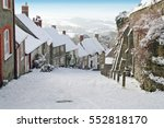 Gold Hill Shaftesbury Dorset ...