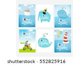 "vector set of posters ""i love... 