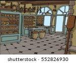 bakery | Shutterstock . vector #552826930