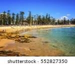 Beautiful Nature Of Manly Beac...
