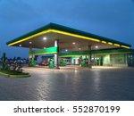 gas station.               ... | Shutterstock . vector #552870199