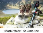 Mountain Boots And Trekking...