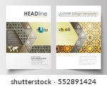 business templates for brochure ...   Shutterstock .eps vector #552891424