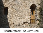 The Narrow Old Door And A...