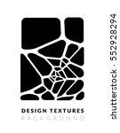 abstract voronoi design... | Shutterstock .eps vector #552928294