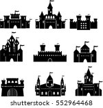 Vector Icon Set With Lock ...