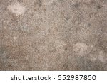 dirty brown carpet with mold   Shutterstock . vector #552987850