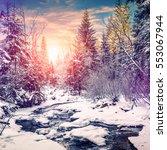 Wonderful Winter Landscape....