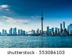 Beautiful Toronto Skyline....