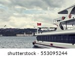 View Of Tour Boat   Yacht...