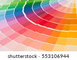 color card  guide of paint