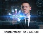 business  technology  internet...   Shutterstock . vector #553138738