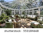 Sun Room In Luxury Home With...