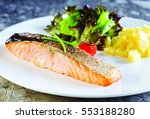 prepared with a special... | Shutterstock . vector #553188280