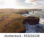 Aerial Loop Head Peninsula In...
