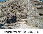 Stairway Of Talud Tablero...