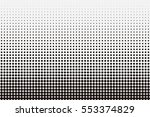 abstract creative concept... | Shutterstock .eps vector #553374829