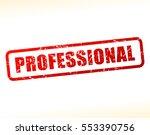 illustration of professional...   Shutterstock .eps vector #553390756