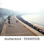 south mumbai's  india  elite... | Shutterstock . vector #553405528