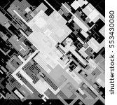 vector illustration of a... | Shutterstock .eps vector #553430080