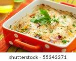 Potato And Kohlrabi Gratin With ...