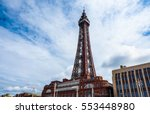 The Blackpool Tower On The...