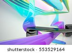 Abstract Architectural Interio...