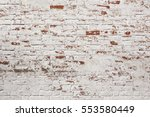 Old Vintage Red Brick Wall With ...