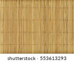 Wooden Bamboo Mat For Cooking...