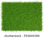 green grass. natural background ... | Shutterstock . vector #553644184