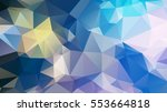 twinkly lights and stars...   Shutterstock .eps vector #553664818