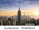 new york city  ny   july 11... | Shutterstock . vector #553685014