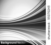 grayscale background | Shutterstock .eps vector #55370245