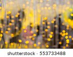 Lights Background Bokeh