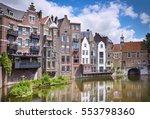 Delfshaven In Rotterdam ...