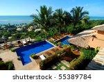 paradise | Shutterstock . vector #55389784
